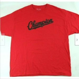 Champion Retro Spell Out T-Shirt